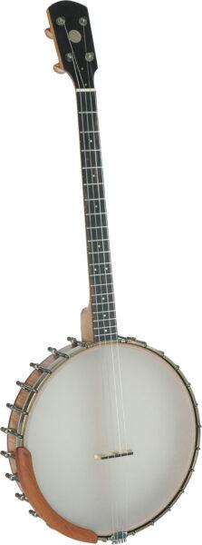 12 inch Magician Tenor Banjo Front